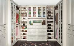 Closet Organizers | Custom Cabinetry | Wall Units | Home Office | Wall Beds | Closets | TransFORM: