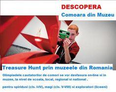 Comoara din muzeu (Treasure hunt online si offline) 265 voturi