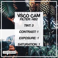 VSCO FILTER SETTING (55)