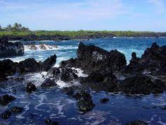 Tide Pools in Maui!