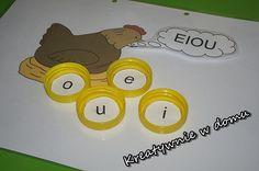 Alphabet Activities, Montessori, Preschool, Letters, Education, Reading, Logos, Speech Language Therapy, Therapy
