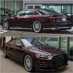 Motorcycle Design, Motorcycle Bike, Luxury Auto, Luxury Cars, My Dream Car, Dream Cars, Audi Wagon, Audi A8, 21st Century