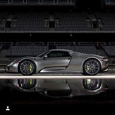 Reflection... #accelerationation  Photo via @Porsche