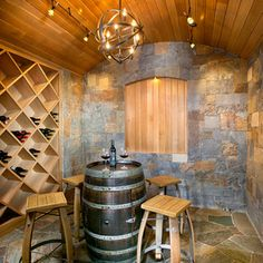 Small Room Wine Cellar Design Ideas, Pictures, Remodel, and Decor - page 2