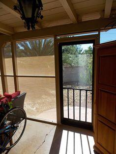 Tucson | Makeover: Screened Patio Room   Arizona Room