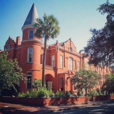 The Mansion on Forsyth Park • Visit Savannah
