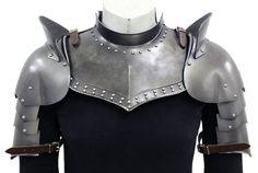 Image result for gorget armor