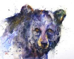 Dean Crouser's Animals Paintings   Trendland: Fashion Blog & Trend Magazine