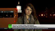 Mizzou names new interim president amid racial tension