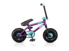 "Rocker BMX ""Haze Irok"" Mini BMX Bike"