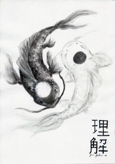Yin and Yang by Godisinvincible