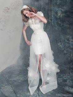 Alena Goretskaya 2011 Wedding Dresses   Wedding Inspirasi