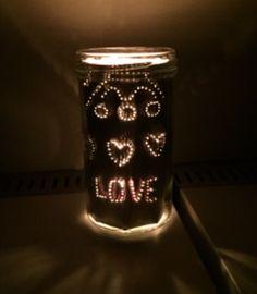 Diy upcycle mason jar lantern Radiogossip