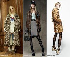 Pre-Fall 2016 Fashion Trends: Animal Prints  #trends #fashion #fashiontrends