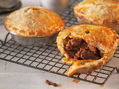 Aussie meat pie: The humble pie became a regular on Australian pub menus in the mid-1800s. Today, millions of pies are gobbled up each year around the country. At AFL finals games, about 90,000 pies are sold in a day!