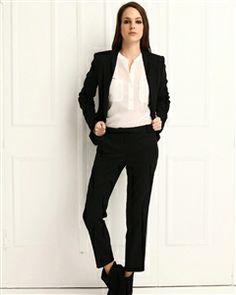 Cashmere Touch Pantolon CLAYTON W1014