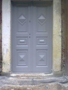 Nasza najnowsza realizacja. Odtworzyliśmy stare zabytkowe drzwi.