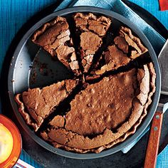 Mississippi Mud Pie - 100 Delicious Recipes for Chocolate Desserts - Cooking Light