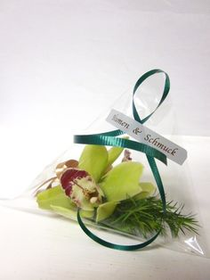 Corsage packaging