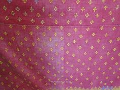 RARE ANTIQUE NAGAUR SHAWL WITH DOUBLE SIDED EMBROIDERY