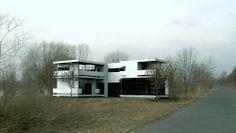 bauhaus 25 Bauhaus Style, Cabin, Explore, House Styles, Home Decor, Decoration Home, Room Decor, Cabins, Cottage