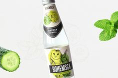 Bohemsca on Packaging of the World - Creative Package Design Gallery