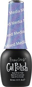 FingerPaints Gel Polish Mixed Media Mauve $9.99 Club price