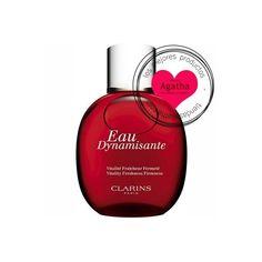 Clarins eau Dynamisante Unisex es el Perfume para hombre y mujer que además de envolver al cuerpo con un aroma energizante tiene cualidades hidratantes y tonificantes para la piel.