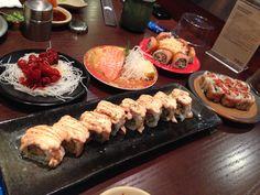 Selalu barbarrr tiap makan Sushi Tei
