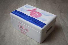 Geldgeschenke - Spitzbub Erinnerungsbox - Kommunion Konfirmation - ein Designerstück von Spitzbub bei DaWanda