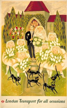 Poster by Betty Swanwick 1938