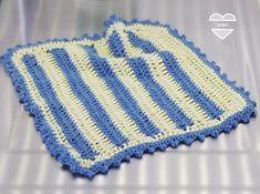 Virkatut tiskirätit Bambu-langasta Crochet Hats, Blanket, Sewing, Knitting, Diy, Handmade, Knitting Hats, Dressmaking, Hand Made