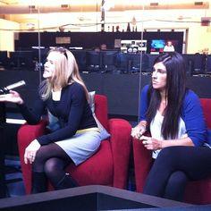 A #tastytrade company meeting with Kristi and Beth! (Momma Bear & Baby Bear) http://tastytrade.com/tt/ #tastygram