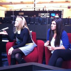 A #tastytrade company meeting with Kristi and Beth! (Momma Bear & Baby Bear) http://tastytrade.com/tt/ #tastygram