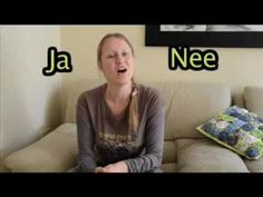 Learn Afrikaans no1: Learn to say yes(ja) and no(nee) propperly in Afrik...