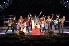 you will love the comedy and interactions at the clay cooper country express don miss this and be sure to get your tickets from choose branson today - A Country Christmas Cast