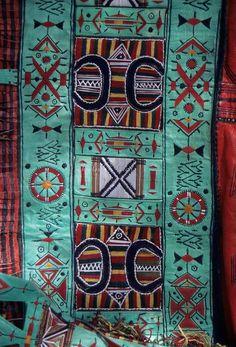 Tuareg Camel Bag
