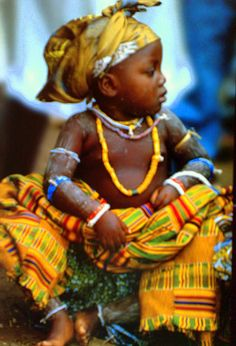 I will go to Ghana one day.