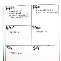 2019 Mega Guide to Bullet Journaling Printables} Monthly Bullet Journal Layout, Daily Bullet Journal, Bullet Journal Hacks, Bullet Journal How To Start A, Bullet Journal Spread, Bullet Journals, Planner Pages, Printable Planner, Printables