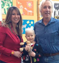 LISTEN to their interview: Charly, Celia and Jack at the Holiday of Hope Radiothon - Children's Hospital Oakland