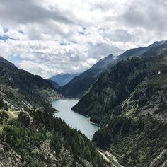 Der Ausblick!  // #gmünd #nationalpark #vsco #vscoaustria #austria #austria #kölnbreinsperre #view #österreich