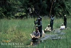 The Wilderness Way – a brief history Humble Beginnings, 30 Years, Traditional Art, Conservation, Wilderness, Exploring, Safari, River, History