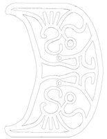Resultado de imagem para foto da garra do wolverine de papel x23 zelda pauldron template 1 by samuraikeibatsu pronofoot35fo Gallery
