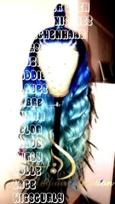 #spitzeperücken #brasilianisches #menschenhaar #hairstyles #brazilian #baddie #blaues #ombre #human #color #blaue #curly #volle #lace #wigsCurly Hairstyles Full Lace Wigs Ombre Blue Color Human Hair Wave Wigs Remy Brazilian Human Hair         Volle Spitzeperücken Ombre blaue Farbmenschenhaar-Wellen-Perücken Remy brasilianisches MenschenhaarCurly Hairstyles Full Lace Wigs Ombre Blue Color Human Hair Wave Wigs Remy Brazilian Human Hair         Volle Spitzeperücken Ombre blaue Farbmensche... Blue Ombre, Lace Wigs, Baddies, Curly, Wonder Woman, Hairstyles, Color, Waves, Haircuts