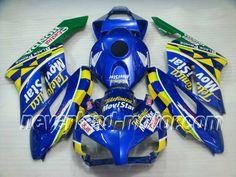 Honda CBR 1000RR 2004-2005 ABS Carénage - Castrol #carenagecbr1000rr #carenagecbr1000rr20042005
