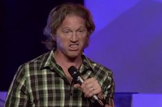 Everybody needs a little time in their day for laughter. Watch this hilarious stand-up routine from one of our favorite clean comics. Laugh out loud.