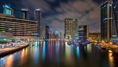 Dubai Marina by Daniel Cheong on 500px