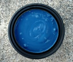 *New* Windsor Blue / CeCe Caldwells Paints / eco friendly royal blue chalk + clay furniture paint available at Dear Olympia