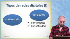 RSE 1.4: Tipos de redes sociales