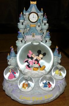 disney globe music box original - Google Search 100.